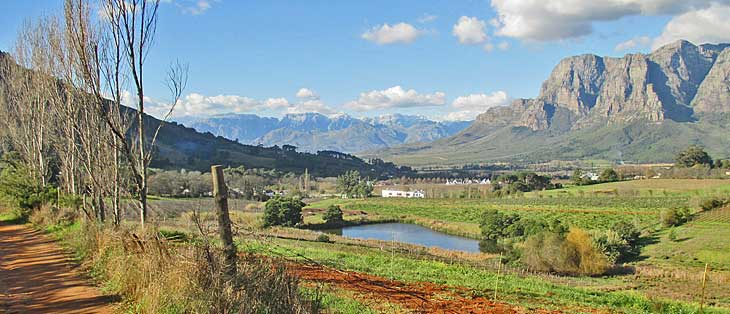 Cape Winelands Biosphere