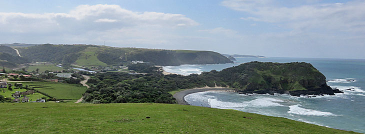 Coffee Bay on the Eastern Cape's Wild Coast