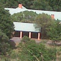 Lodge mountain view