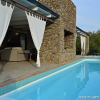 Lions Gate - Lap Pool and Patio