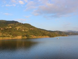 Maguga Lodge on Maguga dam in The Kingdom of Swaziland