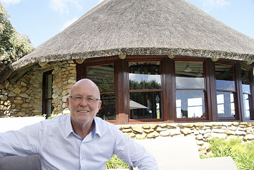 Michael Lutzeyer of Grootbos Private Nature Reserve
