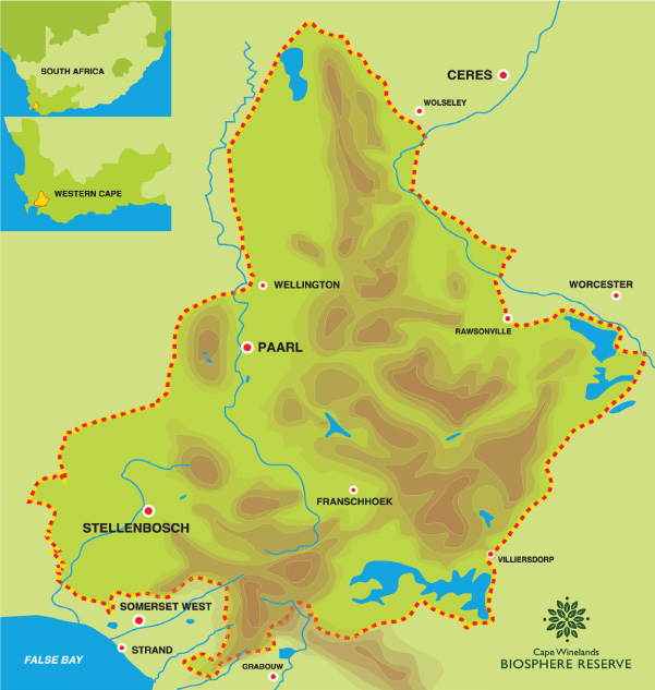 Winelands Biosphere Reserve