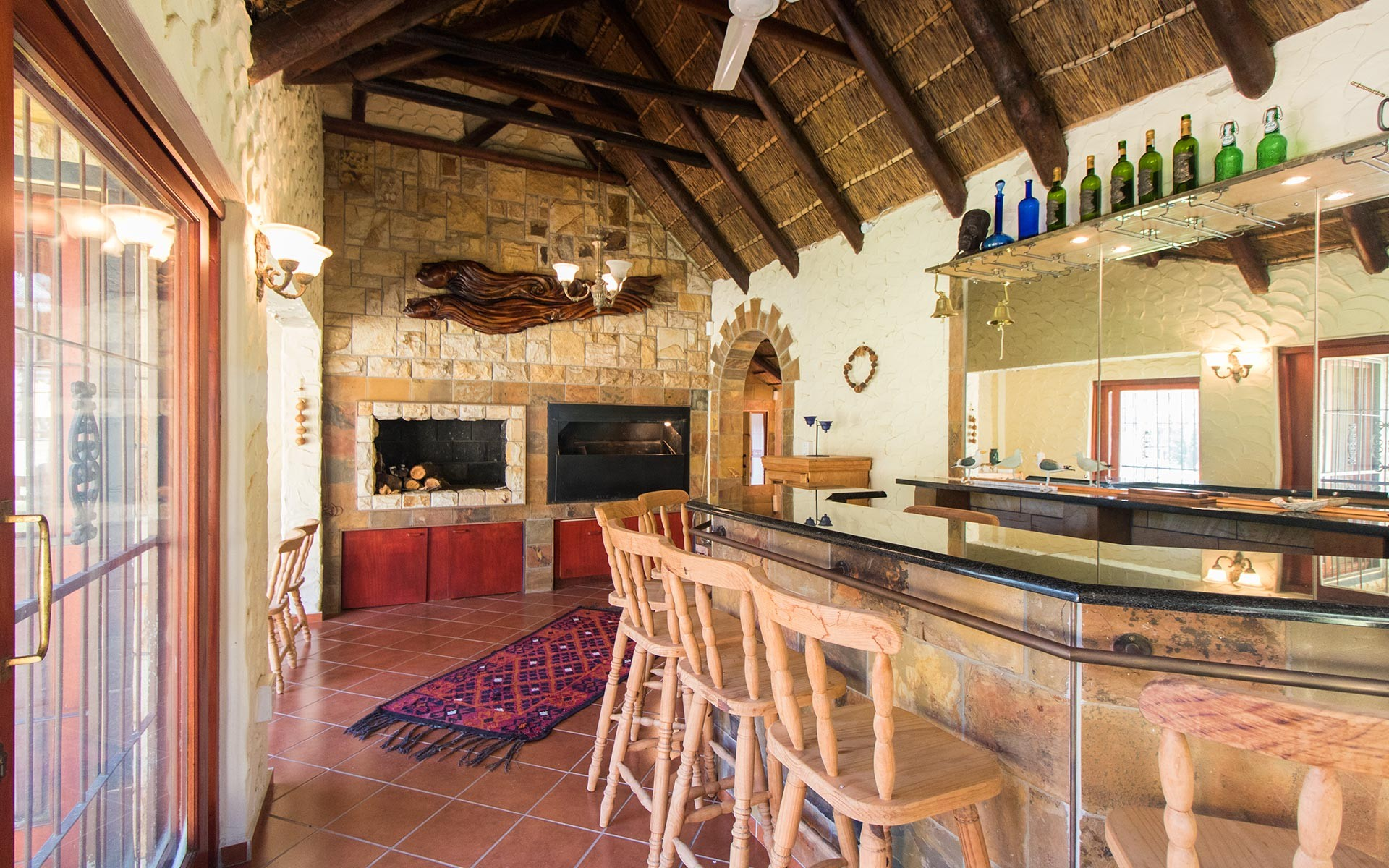 The Haveli Self catering Guesthouse Gordons Bay Self catering