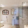 Large Unit 6 -bathroom, full bath and shower