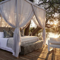 Victoria Falls River Lodge - Starbed (rooftop area - Starbed Treehouse)