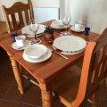 Flat: Full set of crockery and utensils