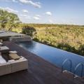 Main lodge swimming pool