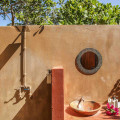 Ensuite outdoor bathrooms