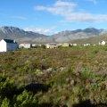 View from the deck: an ocean of fynbos