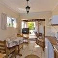Garden Cottage Kitchenette to Lounge