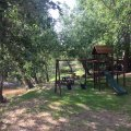 Picnic site and playground