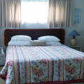 De - lux Double room with one double and single bed