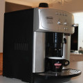 Delonghi Coffee machine - why go without quality coffee -bean to cup.