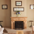 Main house fire place