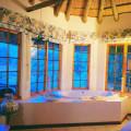 Jacuzzi in Honeymoon Suite