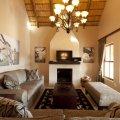 2 Bedroom chalet lounge