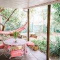 Family room veranda