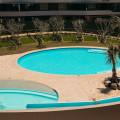 pools on ground level