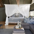 Victoria Falls River Lodge - Luxury Family Tent with adjoining children