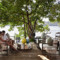 Victoria Falls River Lodge - secluded island luxury
