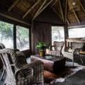 Small lounge area in Lapa