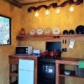 Teepee kitchen