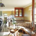 Open plan living room / dining room / kitchen