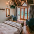 Deluxe double room en suite with private balcony