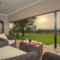 Leopardsong Manor House Balcony