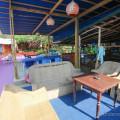 Lounge/Garden Area