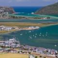 Knysna with views over Leisure Isle