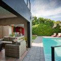 Wimming Pool and Outdoor Lounge
