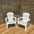 Deck chairs to relax in!