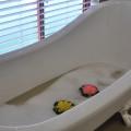 Family Apartment Slipper Bath