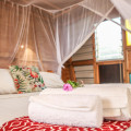 Mozambeat Motel bed