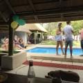 Entertainment Venue Lapa and swimming pool