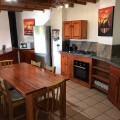 Tawny Eagle Chalet kitchen