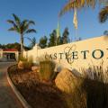 Castleton Entrance.  Safe secure private Estate.