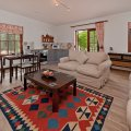 Pinotage Cottage Living/Dining Room
