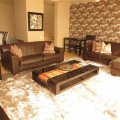 Cape Gordonia 3 Bedroom apartment - Lounge Area