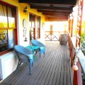 Onrus River Cottage - Private Balcony with Uninterrupted Views