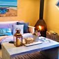 Corner Cottage Living-room