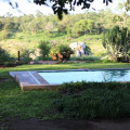 Facilities - pool with view of Klaserie River