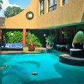 Mosaic Pool Terrace