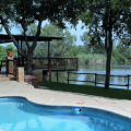 Swembad en view