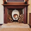 warming fireplace for those cosy winter evenings