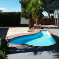 The Garden Lodge Guest House, B&B, Self catering accommodation Uitenhage, Pool area (2)