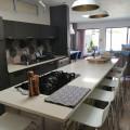 OPen Plan Kitchen - TV - Dining