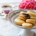 Legendary macaroons and afternoon tea